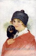 dog100008 - Dog, Dogs, Postcard Post Card
