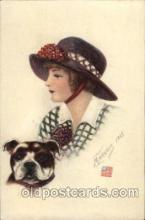 dog100010 - Dog, Dogs, Postcard Post Card