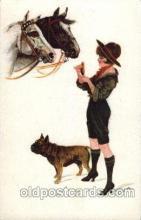 dog100012 - Dog, Dogs, Postcard Post Card