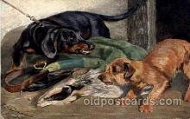 dog100034 - Dog, Dogs, Postcard Post Card