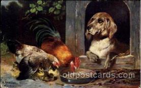 dog100036 - Dog, Dogs, Postcard Post Card