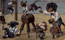 dog100040 - Artist Arthur Thiele, Dog, Dogs, Postcard Post Card