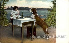 dog100058 - Dog, Dogs, Postcard Post Card
