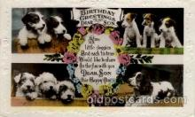 dog100161 - Dog, Dogs, Postcard Post Card