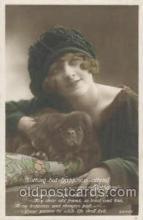 dog100251 - Dog Postcard Post Card