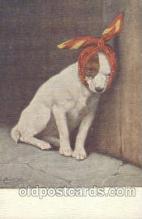 dog100275 - Dog Postcard Post Card