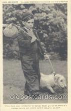 dog100304 - Dave & Dusty, Dog Postcard Post Card