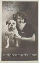 dog100308 - Dog Postcard Post Card