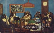 dog100674 - Collie Dog Post Card Postcard Old Vintage Antique