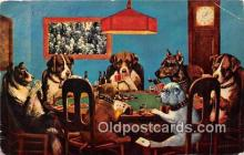 dog200032 - Only A Friend Needed  Postcard Post Card