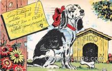 dog200039 - Postcard Post Card