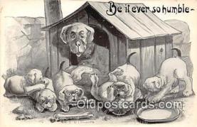 dog200089 - I Phillips Postcard Post Card