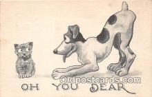 dog200186 - Postcard Post Card
