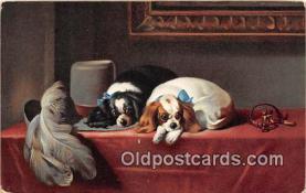 dog200195 - Postcard Post Card