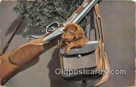 dog200202 - Postcard Post Card
