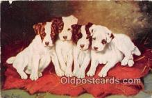 dog200209 - Lilian Cheriot  Postcard Post Card