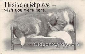 dog200219 - WFW 6556 Postcard Post Card