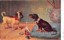 dog200223 - Postcard Post Card