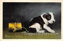 dog200231 - Postcard Post Card