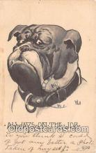 dog200328 - Wallace Robinson 1915 Postcard Post Card