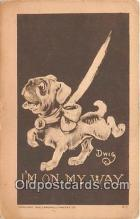 dog200384 - Dwig Postcard Post Card