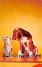 dog200434 - Postcard Post Card