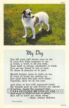 dog200465 - My Dog  Postcard Post Card