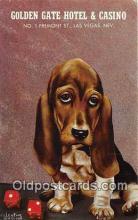 dog200466 - Golden Gate Hotel & Casino Las Vegas, NV, USA Postcard Post Card