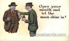 drk001011 - Prohibition Drinking, Postcard Post Card