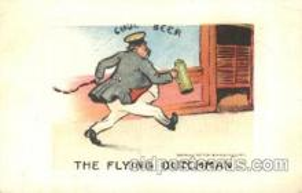 drk001018 - Drinking, Postcard Post Card