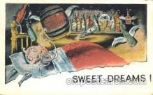 drk001026 - Drinking, Postcard Post Card