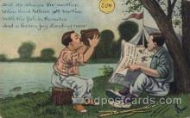 drk001027 - Drinking, Postcard Post Card