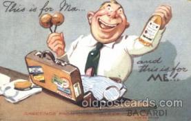 drk001028 - Drinking, Postcard Post Card