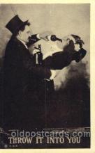 drk001041 - Drinking, Postcard Post Card