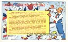 drk001062 - Corking Good Time  Postcard Post Cards Old Vintage Antique