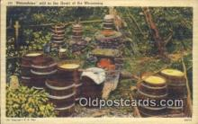 drk001078 - Moonshine, Heart of the Mountains  Postcard Post Cards Old Vintage Antique