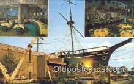 drk001082 - Windjammer Cincinnati, Ohio, USA Postcard Post Cards Old Vintage Antique