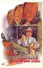 drk001186 - All Alone  Postcards Post Cards Old Vintage Antique