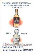drk001194 - Whisky Bam Forth Pub Postcards Post Cards Old Vintage Antique