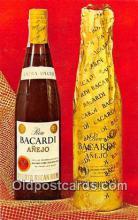 drk001216 - Bacardi Anejo  Postcards Post Cards Old Vintage Antique