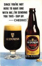 drk001218 - Guinness  Postcards Post Cards Old Vintage Antique
