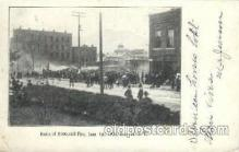 dst001011 - Oneonta, NY, New York, USADisaster Disasters, Postcard Post Card