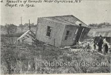 dst001020 - Tiornado, NY, New YorkDisaster Disasters, Postcard Post Card