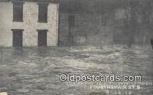 Fourth & Main Sts, Flood, March 26, 1913