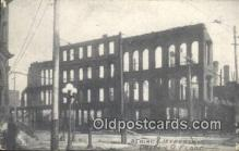 dst001081 - Third & Jefferson, Flood Dayton, Ohio, OH, Flood USA Postcard Post Cards Old Vintage Antique