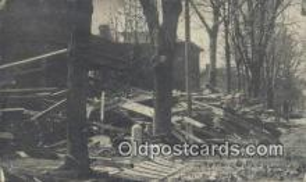 dst001083 - Monument, Flood Dayton, Ohio, OH, Flood USA Postcard Post Cards Old Vintage Antique