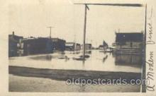 dtr001008 - A modern Venice, California, USA? View from 3rd Street Disaster, Wrecks, Postcard Post Card Old Vintage Antique