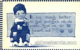 dut001035 - Artist Bernhardt Wall, Dutch Children Old Vintage Antique Postcard Post Card