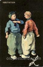 dut001106 - Tuck's Dutch Children Old Vintage Antique Postcard Post Card