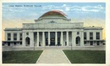dep-VA003 - Union Station, Richmond, Virginia, VA, USA Railroad Train Depot Postcard Post Card